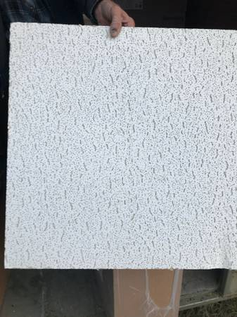 Photo ARMSTRONG CEILING TILESAND 4 LED LIGHTS - $375 (SULPHUR SPRINGS)
