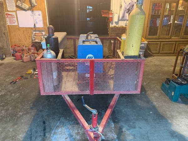 Photo Bobcat 250 Welding Machine - $5500 (Edgewood)
