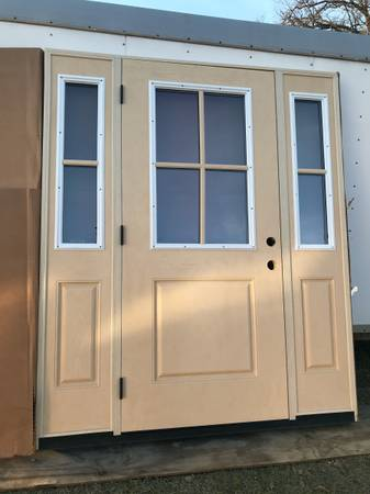 Photo FRONT ENTRANCE DOOR NEW - $950 (Sulphur Springs)