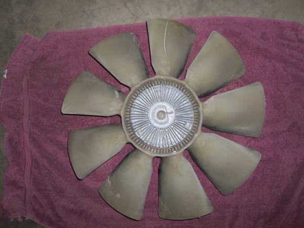 Photo Ford 7.3 Diesel Fan Clutch 99-04 - $125 (Nacogdoches,Tx.)