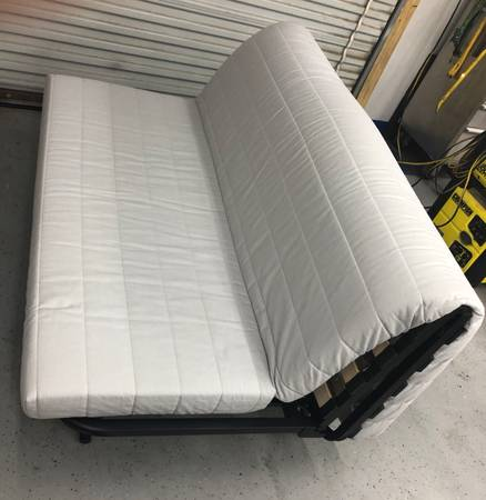 Photo IKEA Futon Folding Bed Sofa - $240 (Ore City)