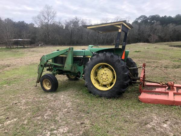 Photo John deer - $9500 (Groveton)