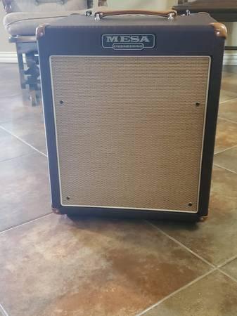 Photo Mesa Boogie Walkabout Bass Guitar Amp - $1,500 (Tyler)
