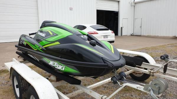 Photo Mint Stand-Up 1500 SXR Kawasaki Jet Ski 2019 (4 Hours) - $8,900 (East - $8,900 (Sulphur Springs)