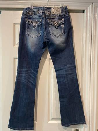 Photo Miss Me Jeans - Size 29 - $20 (Bullard)