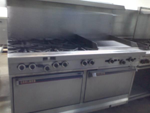 Photo RESTAURANT-equipment-used - $2,150 (mesquite)