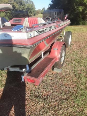 Photo Ranger Bass Boat - $4,000 (Lake Cherokee)