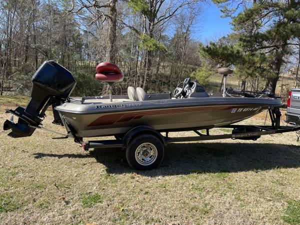 Photo Ranger Bass boat - $8,000 (Nacogdoches)