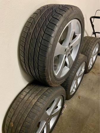 Photo TSW Wheels and Tires - $349 (Tyler, TX)