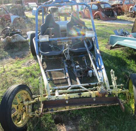 Photo VW Sand Rail Project, 4 Seater Dune Buggy - $1200 (East Texas)