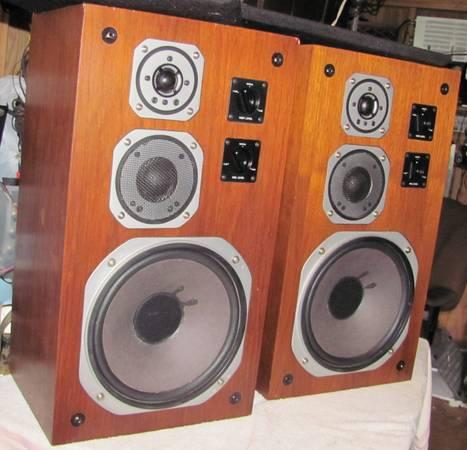 Photo Yamaha NS-670 Vintage Speakers (Daingerfield)