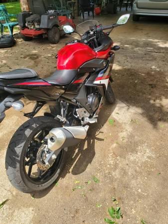 Photo suzuki GSX-250R - $3,700 (Jacksonville)