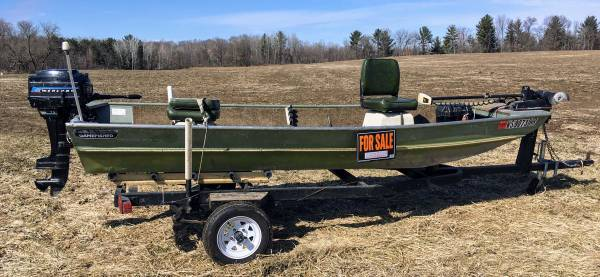 Photo 14 Gamefisher w Merc 7.5 - $1200