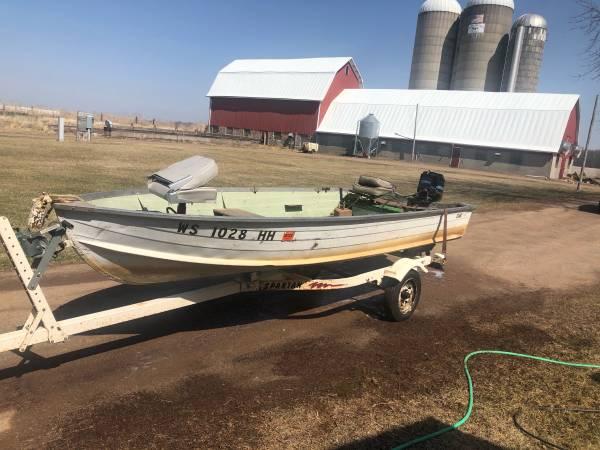 Photo 14 Starcraft boat - $1,800 (Boyd)