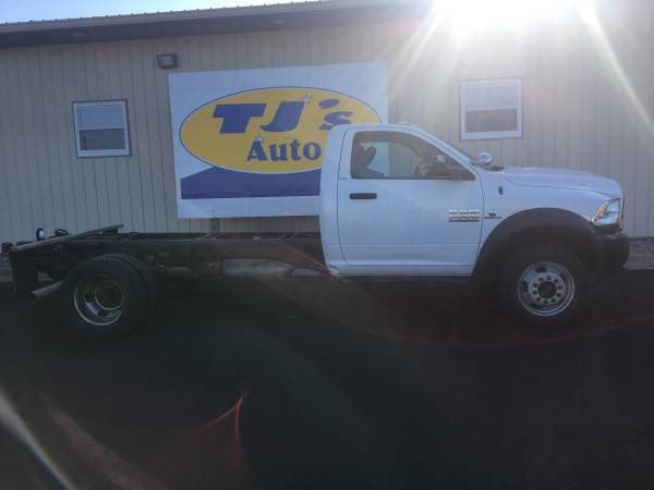 Photo 17 Ram 5500 4X4, Cummins - $39,995 (Wisconsin Rapids)