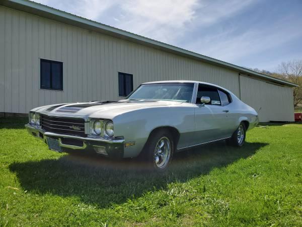 Photo 1971 Buick Skylark Custom - $19500 (Mondovi)
