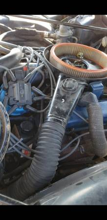 Photo 1976 Cadillac 500cid engine with turbo 400 transmission - $700 (CHIPPEWA FALLS)