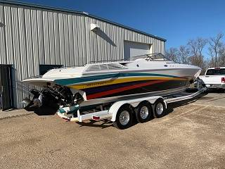 Photo 1995 Wellcraft Scarab Excel - $23,500 (eau claire)