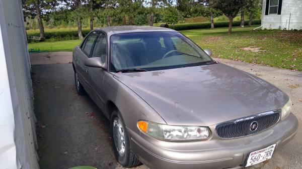 Photo 1998 Buick Century - Mechanics Special - $400 (Chippewa Falls)