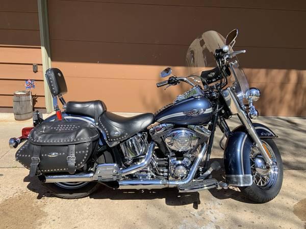 Photo 2003 Harley Davidson Heritage soft tail - $6,000 (Menomonie, wi)
