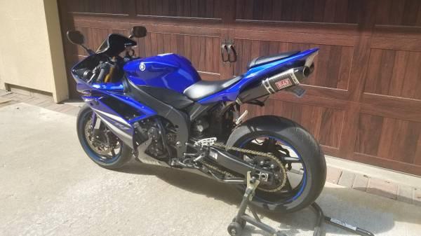 Photo 2007 Yamaha R1 - $6,000 (Eau Claire)