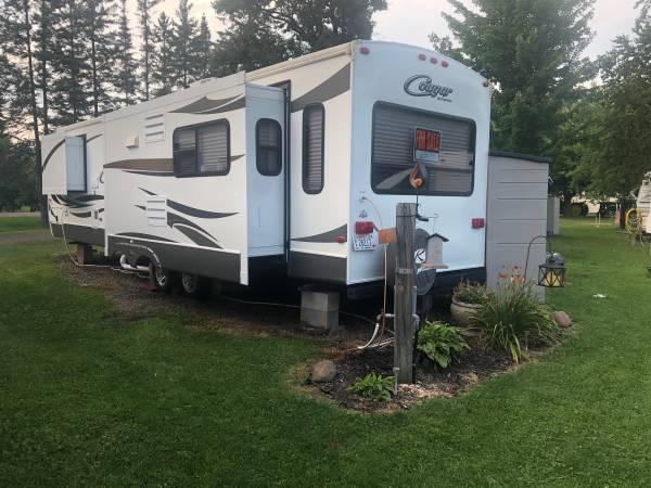 Photo 2014 Keystone Cougar - $21,000 (Haugen,Wi)