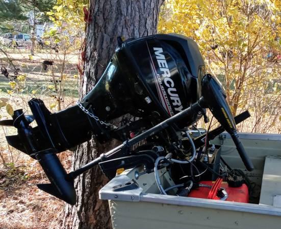 Photo 2015 Mercury 20HP four stroke motor - $2,999 (Boyceville)