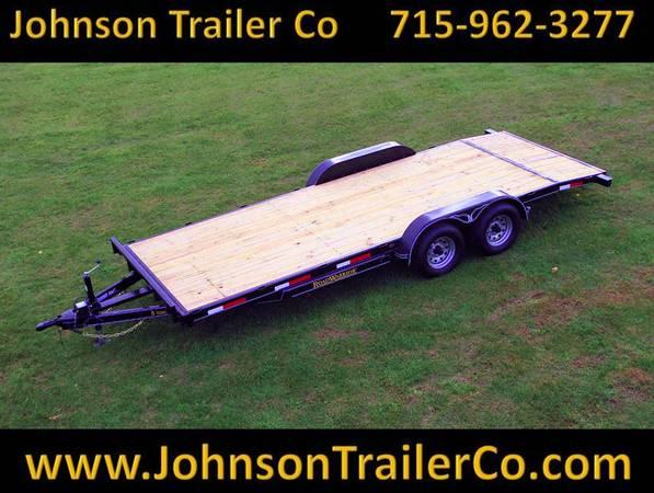Photo 83quot x 2039 Road Warrior 5-Ton Car Hauler - $4,171 (Colfax)