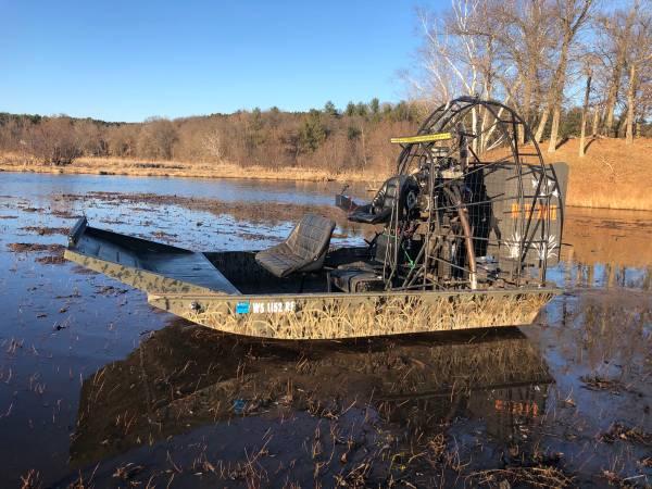 Photo Air boat - $12000