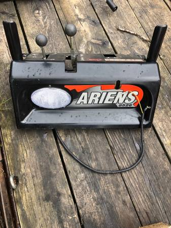 Photo Ariens snow blower control leavers - $50 (Between Eauclaire and eleva)