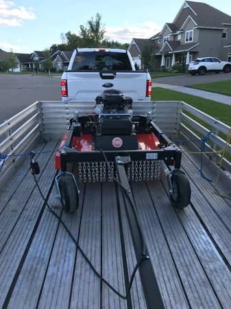 Photo BRAND NEW DR PRO XL-44 FIELDBRUSH MOWER For Food Plots - $3,200 (EAU CLAIRE)