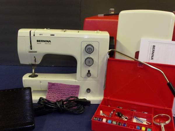 Photo Bernina 830 Sewing Machine - $495 (Chetek)