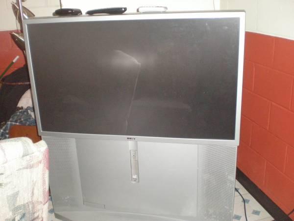 Photo Big screen Projection TV (Strum)