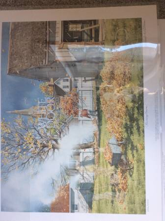 Photo Charles Peterson Burning Leaves - $129 (Pepin)