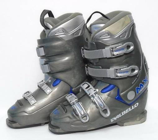 Photo DALBELLO MX SUPER SKI BOOTS - SIZE 5.5 men39s and size 6.5 womens - $45 (Eau Claire)