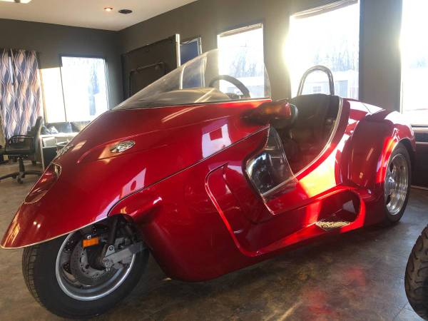 Photo Estate sale 2013 Stallion Trike, must see, priced to sell - $22,900 (2301 Hwy 61 North Lake City, MN)