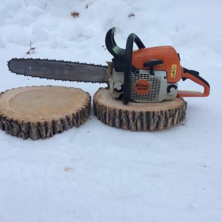 Photo MS 290 Stihl Chainsaw - $250 (Chetek)