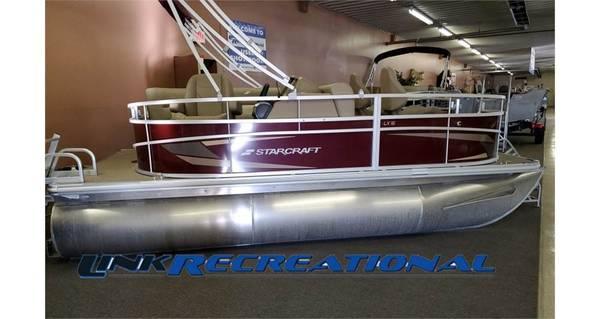 Photo NEW 2021 STARCRAFT LX16F W 20 MERC - $16,999 (Minong)