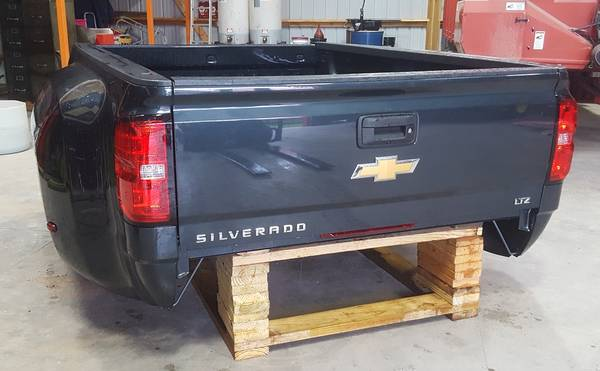 Photo New Chevy 2017 Dually Box  Bumper - $3,500 (Rice Lake)