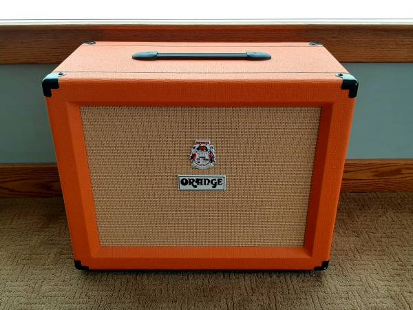 Photo Orange PPC112 1x12quot 60 Watt Cabinet - $350 (Rice Lake)