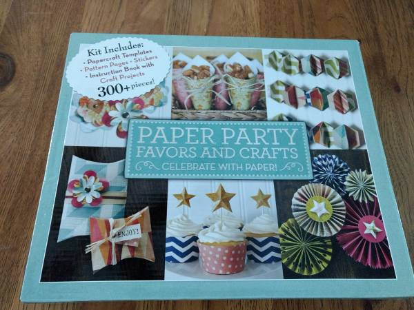 Photo Party Craft Kit - $6 (Chippewa Falls)