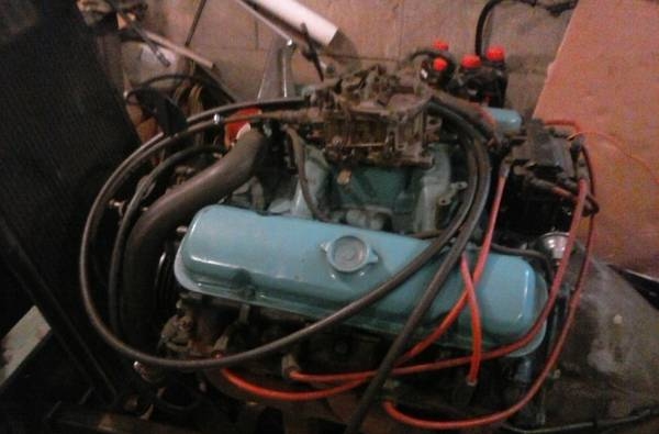 Photo Running Pontiac 455 - $1650 (elmwood)