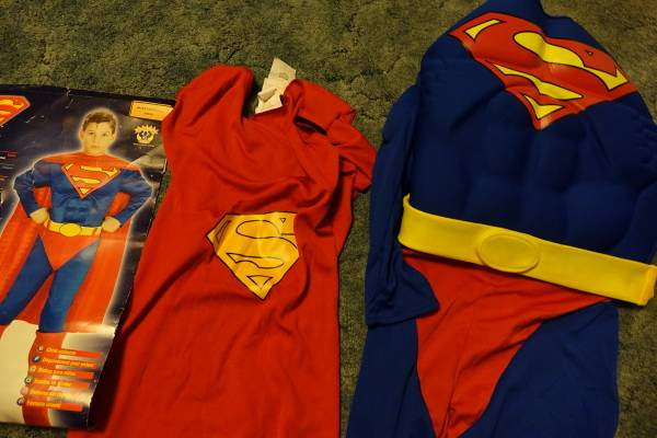 Photo Six (6) Halloween Costumes - $8 (cadott-eau claire, wi)