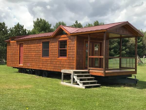 Photo Small Cabin Park Model RV (Yours)