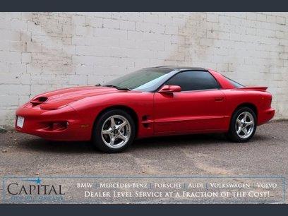 Photo Used 1998 Pontiac Firebird Coupe for sale
