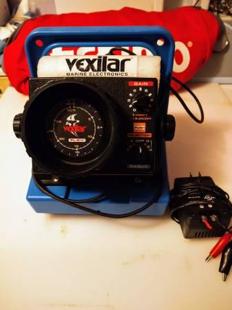 Photo Vexilar FL-8 SE - $160 (AUGUSTA)