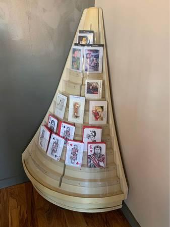 Photo Vintage Card Stand for Corner - $40 (Augusta)