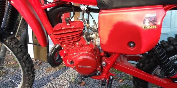 Photo 1979 Honda CR125R Elsinore - $4,999 (COVINGTON TOWNSHIP)