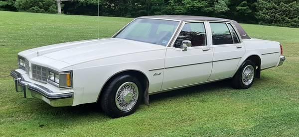 Photo 1983 Oldsmobile Delta 88 - $5500 (Mansfield)