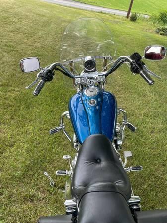 Photo 2005 Harley Davidson Super Glide Dyna Custom - $7,000 (Watsontown)